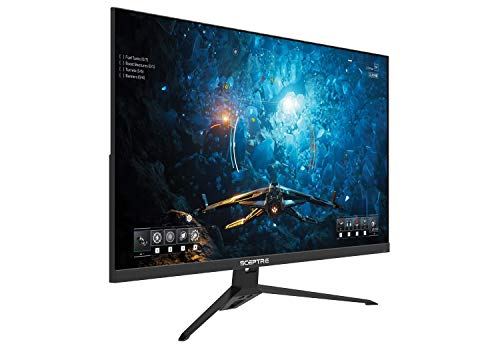 Sceptre IPS 27 inch Gaming LED Monitor up to 165Hz 144Hz 1ms DisplayPort...