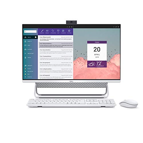 Dell Inspiron 7700 AIO Desktop, 27-inch FHD Infinity Touchscreen All in One...