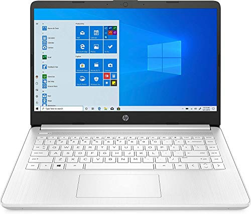 """HP 14-fq0032ms Laptop for Business and Student, 14"""" LED Touchscreen, AMD..."""