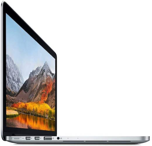 Apple MacBook Pro MF839LL:A ports