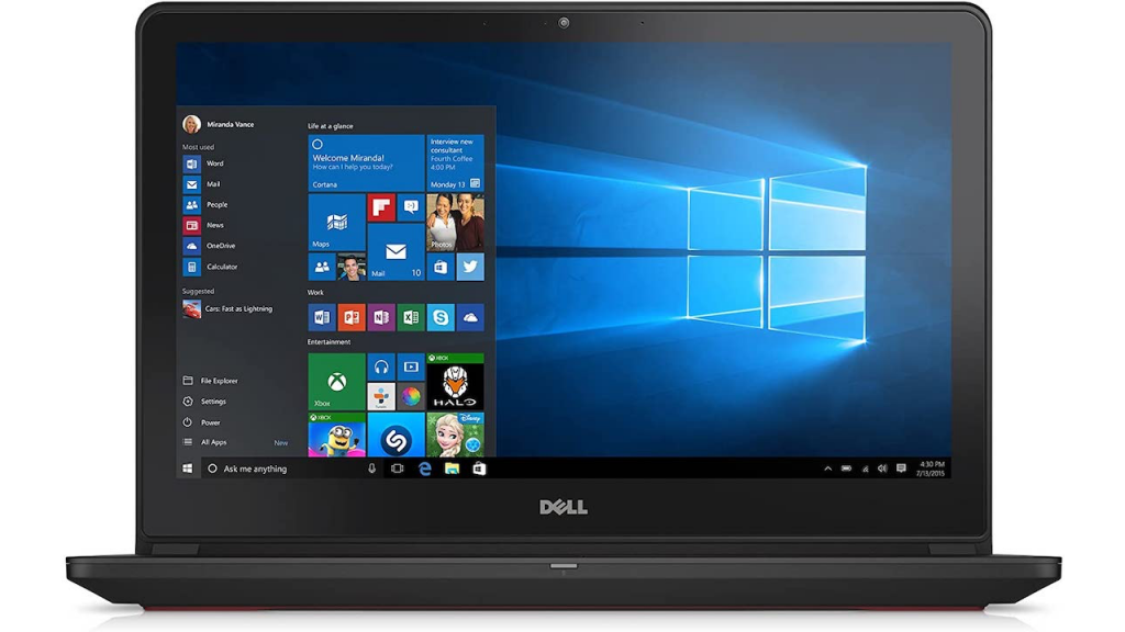 Dell Inspiron I7559-2512BLK Review