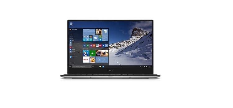 Dell XPS 13 XPS9343-8182SLV