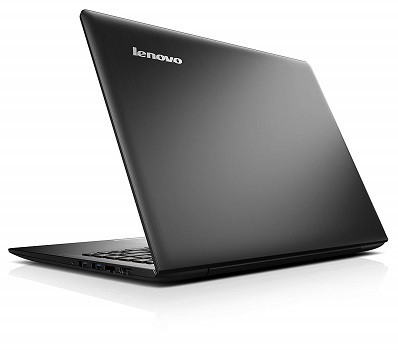 lenovo 14 inch S41 backside