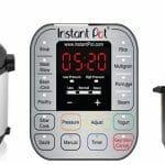 Instant Pot IP-DUO60 7-in-1 Pressure Cooker