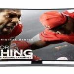 Samsung UN55KU6600 4K TV