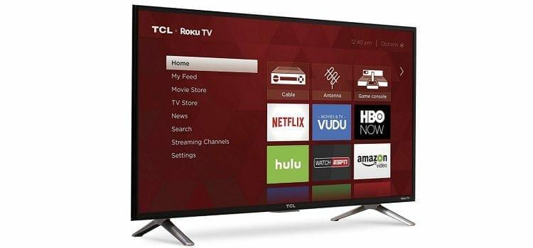 TCL 32S305 32-Inch Roku TV (2017 Model)