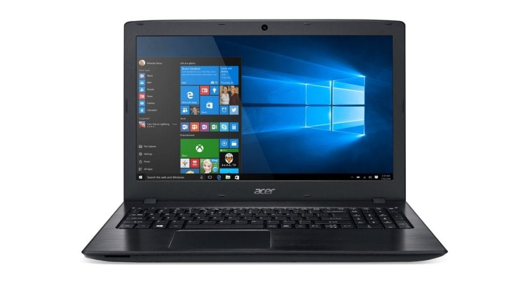 Acer Aspire E 15 E5-575G-57D4 15.6-Inches Full HD Notebook