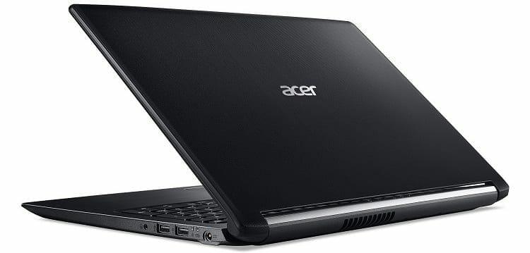 Acer Aspire 5 A515 51G 53V6 back 1
