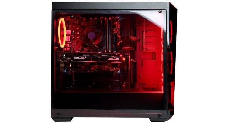 CyberPowerPC Gamer GXiVR8100A
