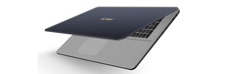 ASUS VivoBook N705UD-EH76 lid