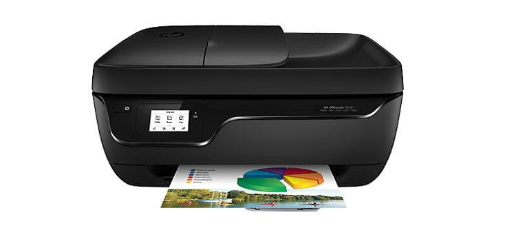HP OfficeJet 3830 (K7V40A)