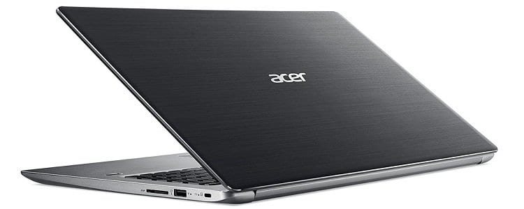 Acer Swift 3 SF314-52G-55WQ lid