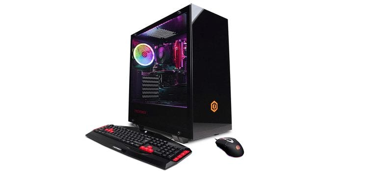 CYBERPOWERPC Gamer Master GMA1392A