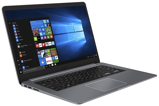 ASUS VivoBook F510UA AH51 keyboard