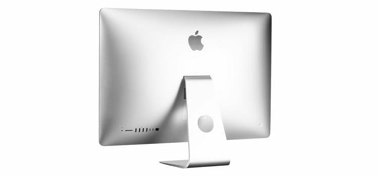 Apple iMac 27 ports