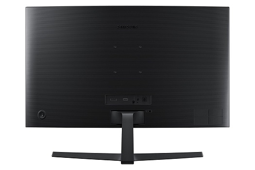 Samsung 27 inch curved monitor (C27F398) ports
