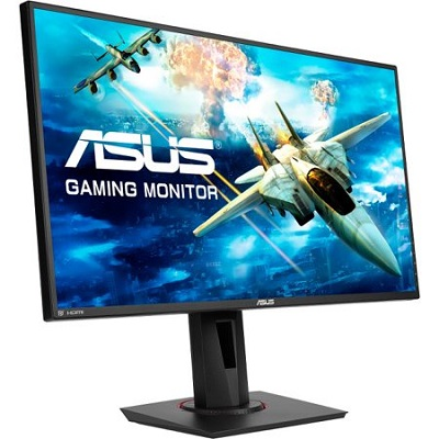 Asus VG278Q side view