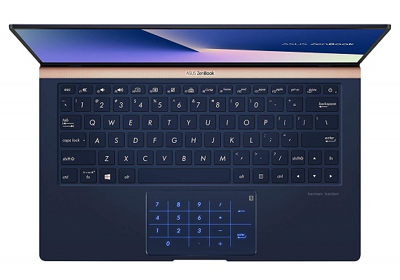 Asus Zenbook Ux333fa Ab77 Keyboard