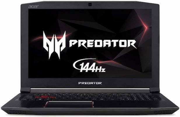 Acer Predator Helios 300 PH315-51-78NP