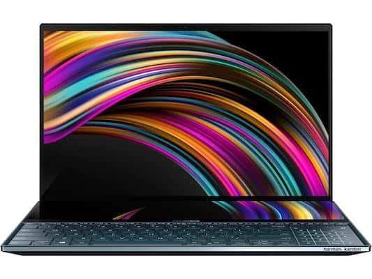 Asus Zenbook Pro Duo Ux581gv Xb74t