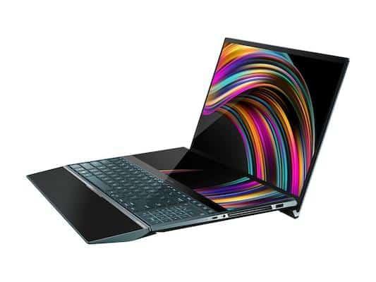 Asus Zenbook Pro Duo Ux581gv Xb74t Palm Rest