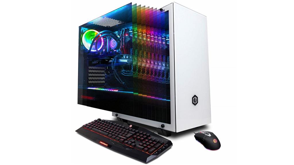 CYBERPOWERPC Gamer Supreme SLC10220CPGV2