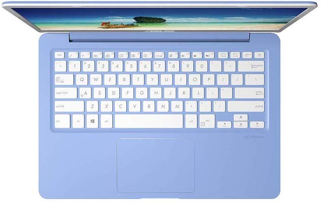 ASUS Cloudbook E406SA keyboard