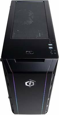 CYBERPOWERPC Gamer Master GMA8980CPG ports