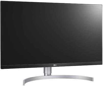 LG 27UK850 W screen