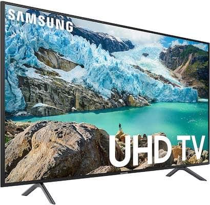 Samsung UN55RU7100FXZA front