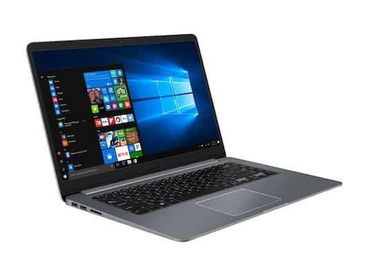 ASUS VivoBook F510QA front