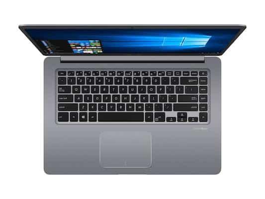 ASUS VivoBook F510QA keyboard