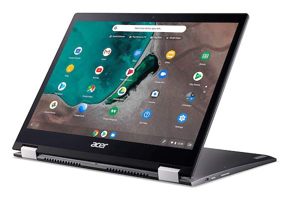 Acer Chromebook Spin 13 CP713-1WN-53NF screen