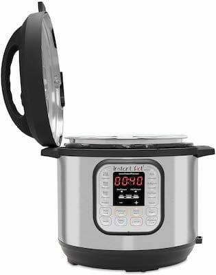 Instant Pot DUO60 6 Qt 7-in-1 open
