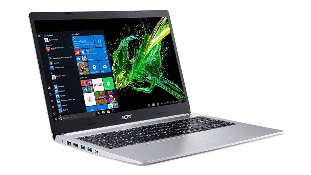 Acer Aspire 5 (A515-54-30BQ) Review