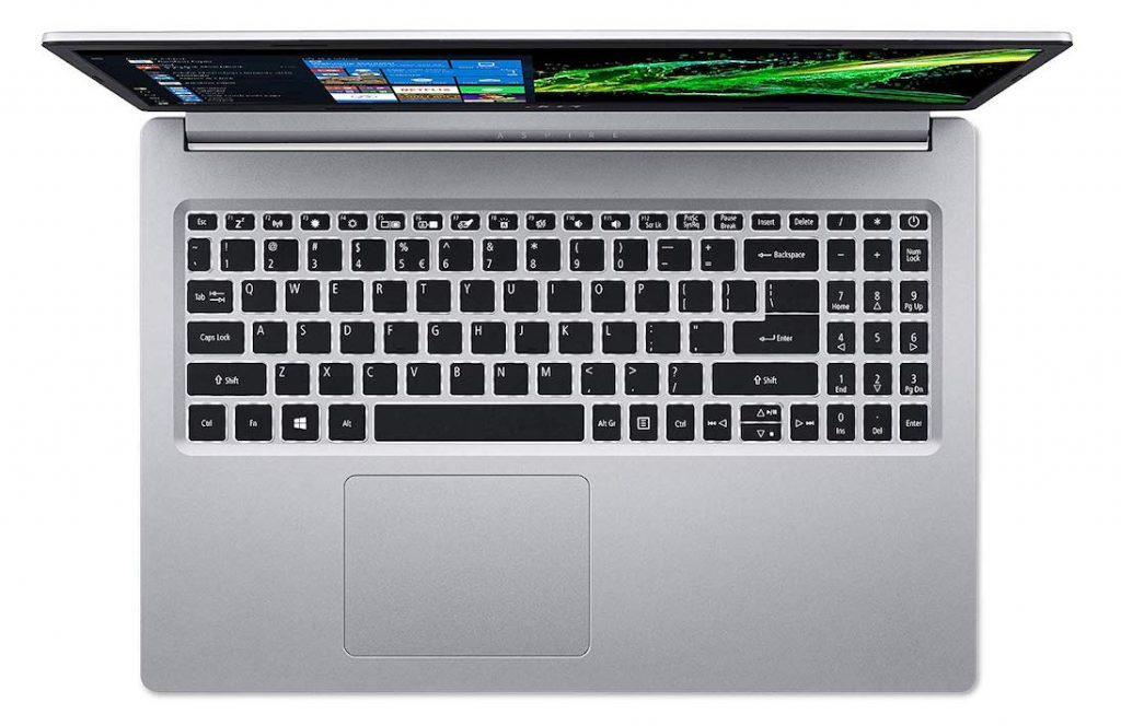 Acer Aspire 5 (A515-54-30BQ) keyboard