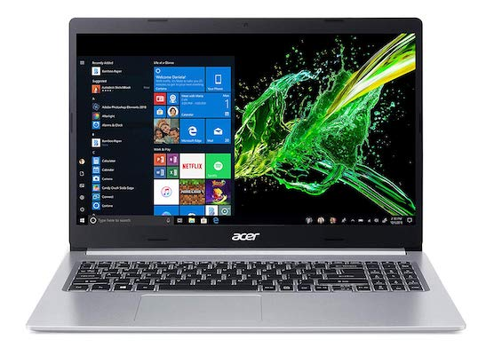 Acer Aspire 5 (A515-54-30BQ) screen