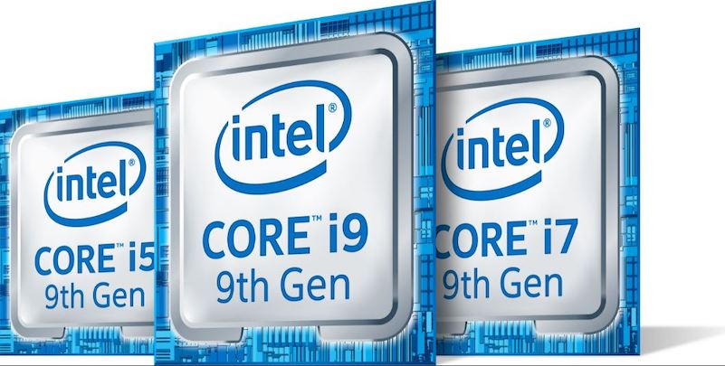 Intel-9th-gen-core