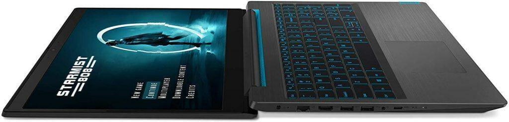 Lenovo Ideapad L340 ports