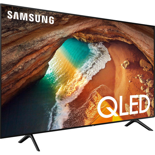 Samsung QN65Q60RAFXZA front