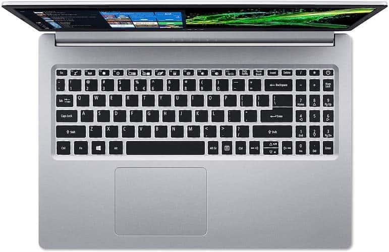 Acer Aspire 5 A515-54-37U3 keyboard