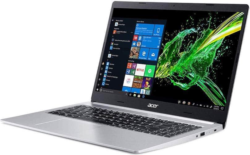 Acer Aspire 5 A515-54-37U3 port