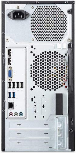 Acer Aspire TC-885-UA91 ports
