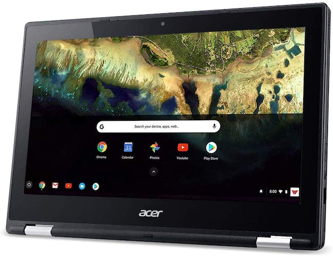 Acer Chromebook R 11 C738T-C7KD screen