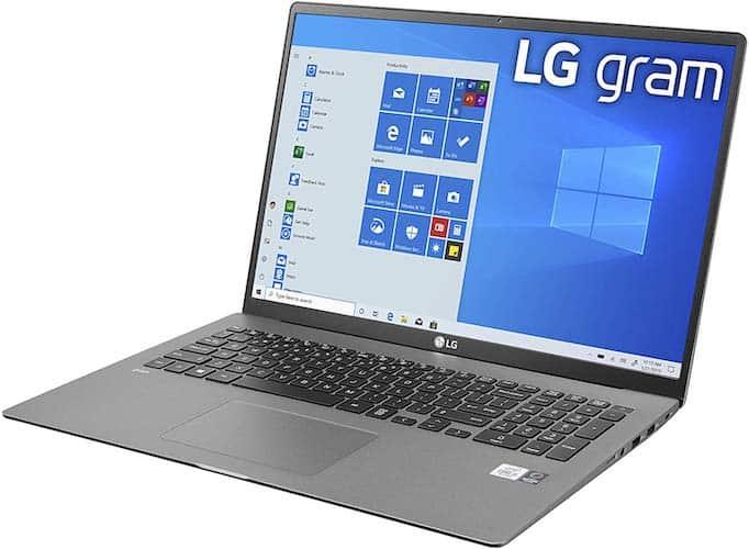 LG GRAM 17 (17Z90N) screen