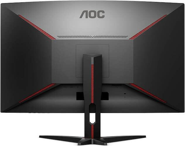 AOC CQ32G1 back