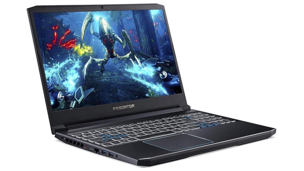 Acer Predator Helios 300 PH315-52-710B Review