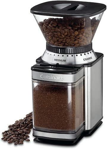 Cuisinart DBM-8 Supreme Grind Automatic Burr Mill front