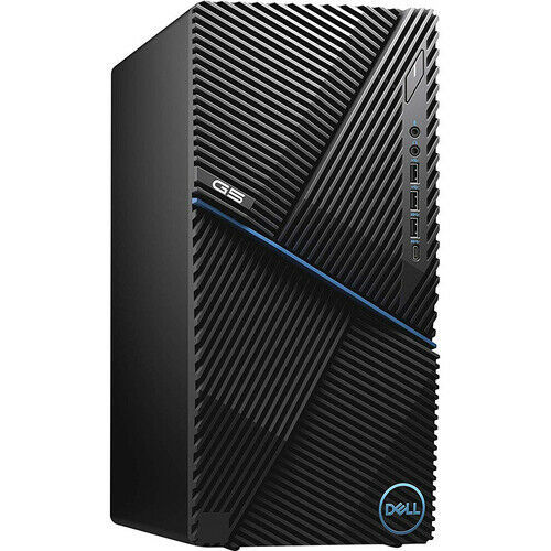 Dell G5 Gaming Desktop i5090-7166GRY-PUS front