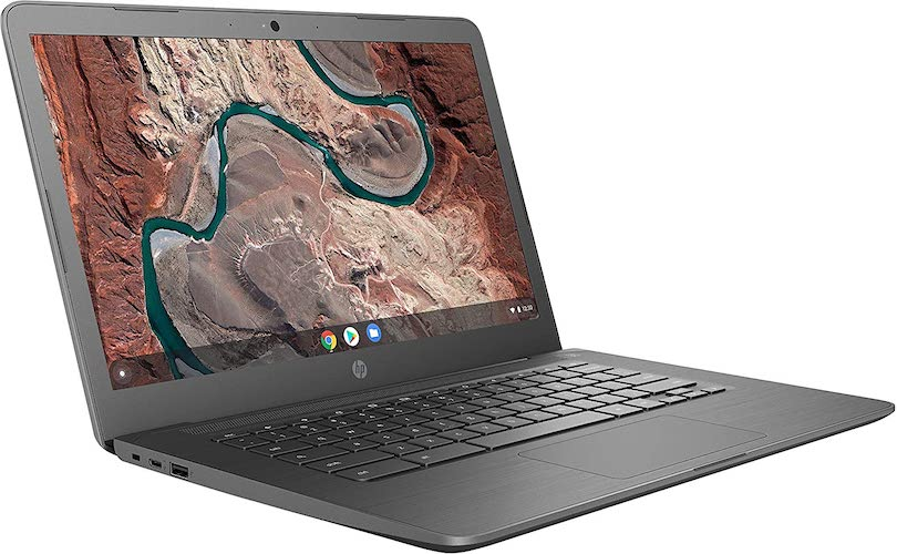 HP Chromebook 14-db0003na screen